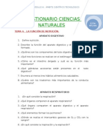 Ciencias Naturales III