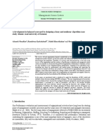 A Development in Balanced Scorecard by Designing a Fuzzy and Nonlinear Algorithm (Case