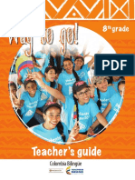 Libro Way to Go Teachers Guide 8