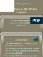 The History of United Kingdom