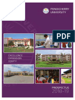 Pondicherry University Prospectus 2018-2019.pdf