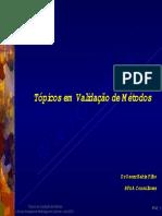Validao de Metodos -2019.pdf