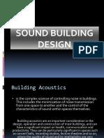 Sound Building Design