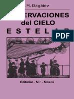 Observaciones Astronomia