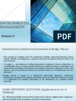 BEHAVIOURAL SCIENCE AND ENVIRONMENTAL MANAGEMENT.pptx MODULE III.pptx