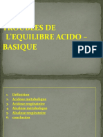 Physiopath2an Pharm-tb Equilibre Acidobasique Tahraoui