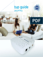 FTTC Setup Guide 1830077