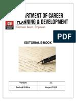 DCPD Editorial E-Book Till Sep 29, 19