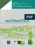 CINEU 2018-2019 Matematica