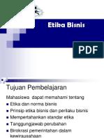 9 Etika Bisnis