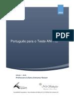 Caderno de Português V6 - Juliana Antunes Nasser