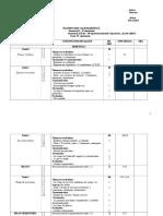 Planificare Franceza Cls a x a l1- Humanitas 19-20