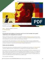 El triunfo de la revoluciòn Bolivariana en su nueva etapa.....