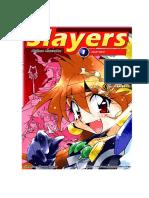 [EP] Slayers 1. ¡Slayers!