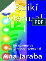 Reiki Manual I _ Un Camino de - Ana Jaraba