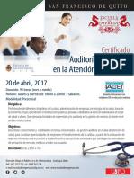 auditoria medica-USF