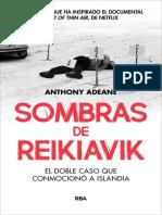 Sombras de Reikiavik - Anthony Adeane.epub