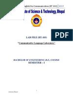 lATEST  Lab File  B Tech 103.docx