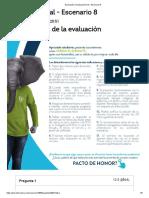 Evaluación Final - Ética empresarial