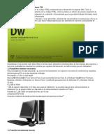 Manual - Dreamweaver CS4.doc