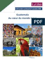 Guatemala au cœur du monde maya