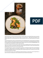 Salata de Primavara Cu Creveti