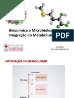 Aula 10 - Integração Do Metabolismo (2)