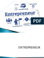 entreprenurship