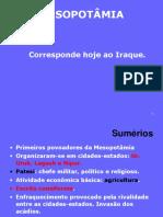 Hist. 4 - SOCIEDADES ANTIGAS DO ORIENTE PRÓXIMO I.pdf