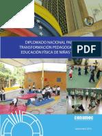 Cuadernillo Diplomado Educacion Fisica Primaria