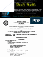 Army Combat Capabilities Development Command-The Stars Academy of Arts & Science Agreement