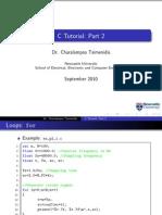 C Tutorial Part 2[1]