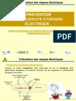 Prévention Electricité