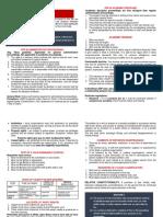 Consti II Midterms Condensed (1)