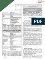 Reglamento Del Dl 1401 de Fecha 24 Abril 2019-Clase Del 02 Set