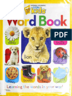 WORD BOOK  LEARNING THE WORDS IN YOUR WORLD.pdf