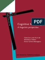 1ruiz de Mendoza Ibanez Cognitive Modeling