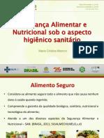 Segurança Alimentar e Nutricional sob o aspecto higiênico sanitário.pdf