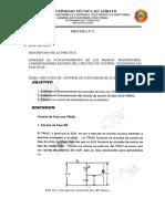 Práctica 1 Sistemas de Control Modulos Kl