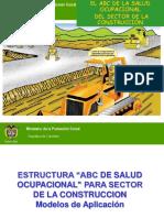 ABC DE SALUD OCUPACIONAL