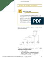 2. Análisis de Circuitos Neumáticos