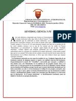 SENTIDOS, CIENCIA Y FE.pdf