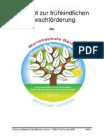 beszédfejlesztés német