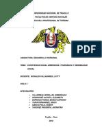 Informe Final Comunicación social armonios
