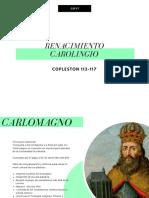 Renacimiento Carolingio y Escoto