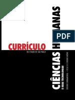 Currículo de Ciências Humanas