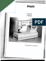Creative 7550 Manual En
