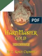 HarnMaster Gold - The Bestiary v2.1
