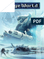 Forge World 2011 Catalogue