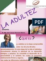 Adultez Temprana, Intermedia, Tardia